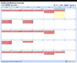 carnival-calendar