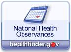National Health Observances
