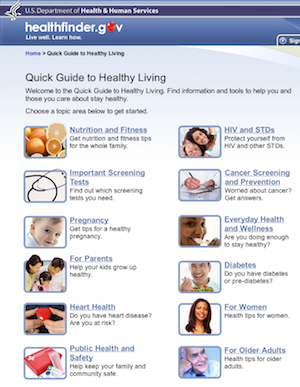 The Quick Guide to Healthy Living