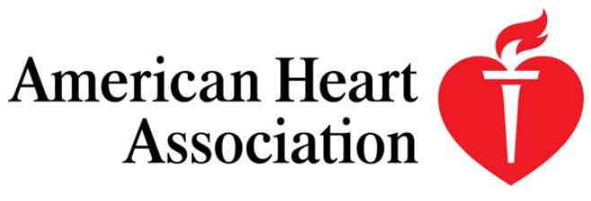 2010 American Heart Association