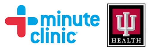 CVS Minute Clinic and IU Health