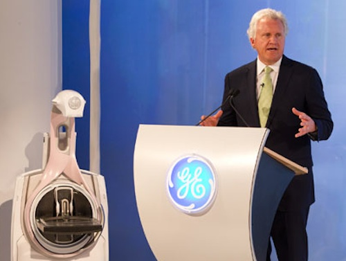 GE accelerates cancer fight