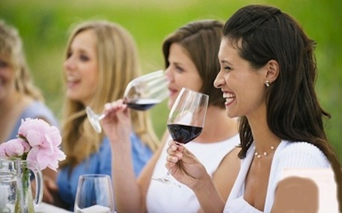 Women, wine and breast cancer
