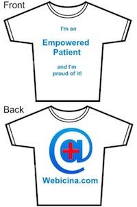 Webicina T-shirt