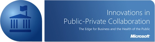 Microsoft - Innovations in Public and Private Collaboration