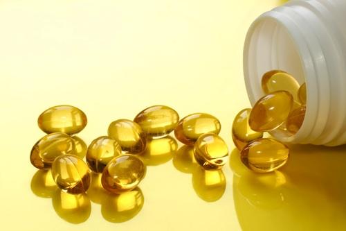 Vitamins E and A