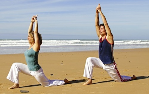 Yoga for back pain relief
