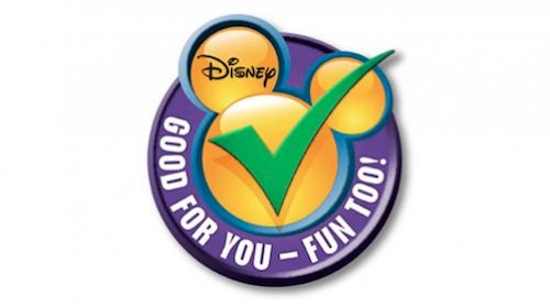 Disney healthy living