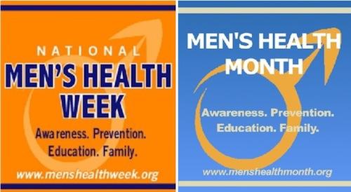 National Men's Health Month