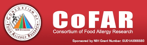 Consortium of Food Allergy Research (CoFAR)