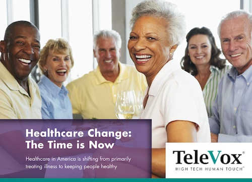 TeleVox Healthcare Change the Time is Now