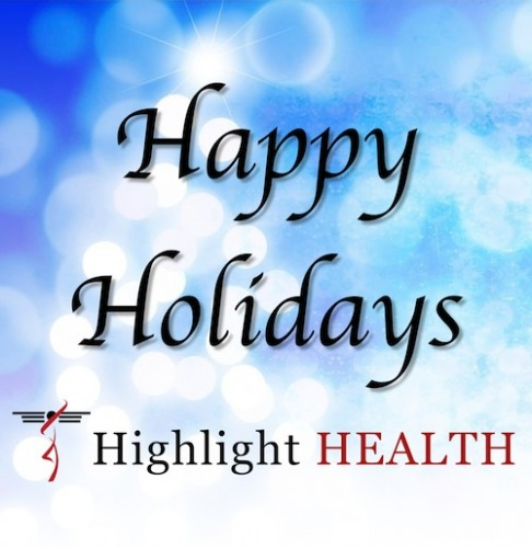 Happy holidays from Highlight HEALTH