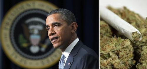 Obama and marijuana