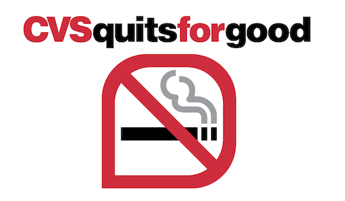 CVS ends sales of tobacco products