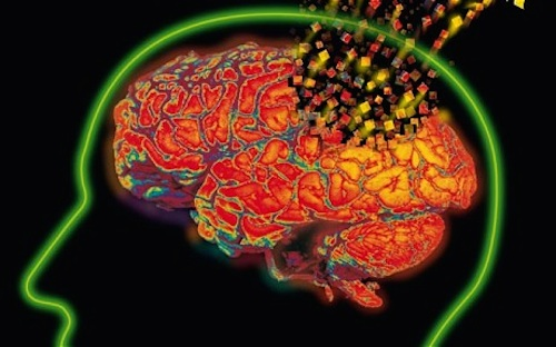 Loss of brain cells