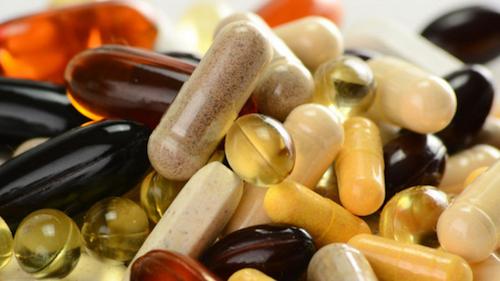 Fish oil glucosamine chondroitin